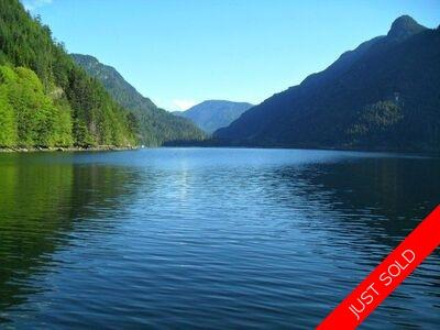 Indian Arm House/Single Family for sale:  2 bedroom 700 sq.ft. (Listed 2020-08-30)
