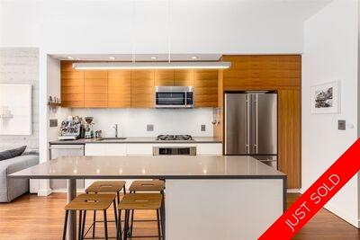 YALEtown Apartment for sale: The Ellison 1 bedroom 940 sq.ft. (Listed 2020-12-05)